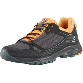 Haglöfs M's Trail Fuse Shoes True Black/Desert Yellow